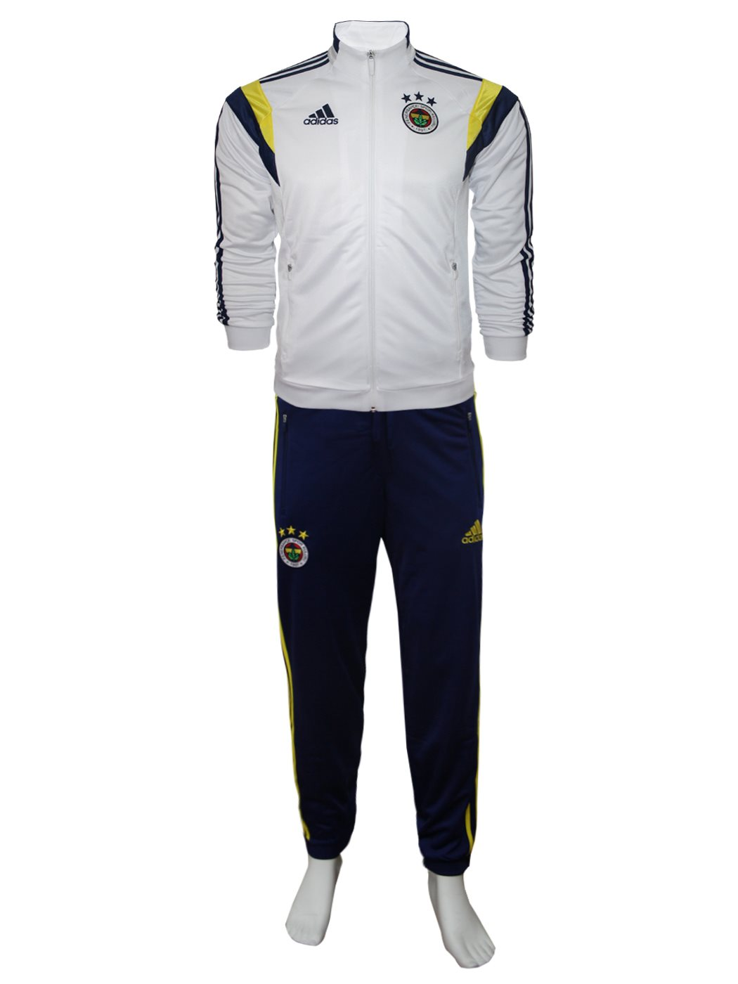 Fenerbahce White Pes Tracksuit 201415