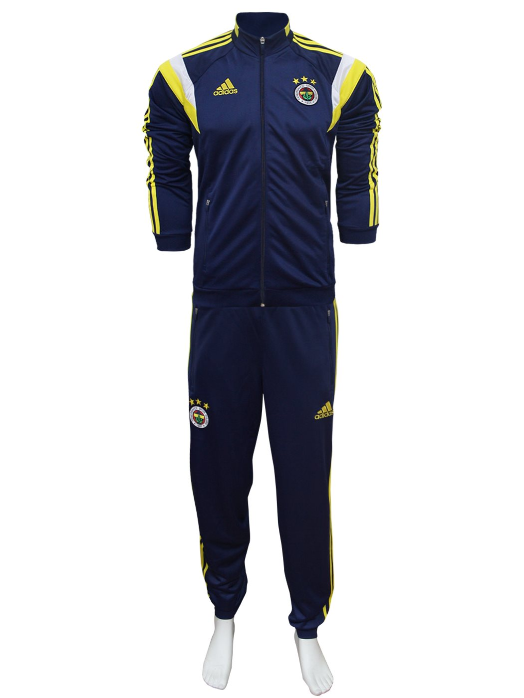 Fenerbahce Navy Blue Pes Tracksuit 201415
