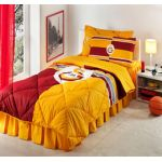 Galatasaray Single Quilt