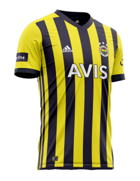 Fenerbahce Home Jersey 2020/21